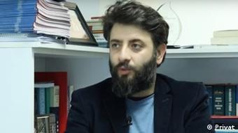 Siyaset bilimci Burak Bilgehan Özpek