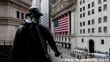 USA New York Börse NYSE