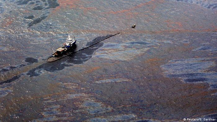 Katastrofa u Meksičkom zalivu na bušotini DIpvoter horajzon 2010.