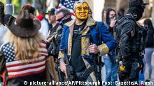 USA | Pennsylvania | Proteste gegen Coronavirus-Beschränkungen
