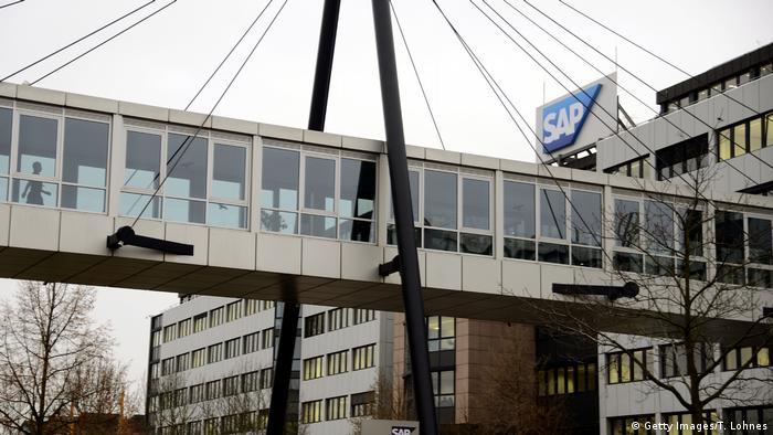 SAP Hauptquartier (Getty Images/T. Lohnes)