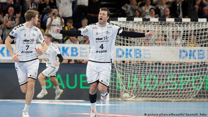 Deutschland Handball THW Kiel - Rhein-Neckar Löwen