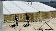 Bosnien Herzegowina Flüchtlingslager Lipa wird geöffnet