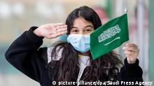Saudi-Arabien Riad Coronavirus