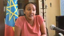Lemlem Bezabih, Dire Dawa town administration Health bureau Head Wo- Dire Dawa, Ethiopia Wann- 21.04.2020 Author- Mesay Teklu (DW Correspondent)