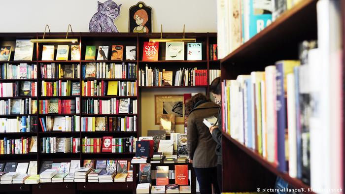 bookstore (picture-alliance/K. Kleist-Heinrich)