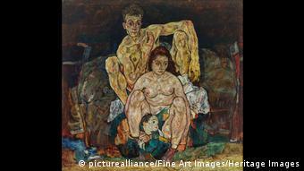 Gemälde Die Familie von Egon Schiele (Bild: picturealliance/Fine Art Images/Heritage Images)