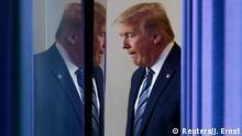 USA Coronavirus Donald Trump PK