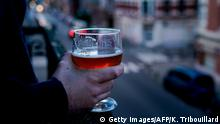 Belgien Bier Coronakrise