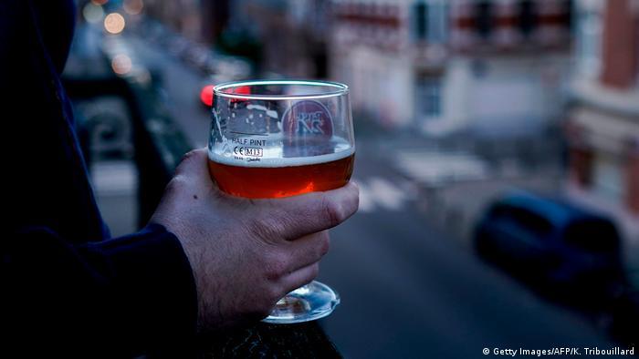 Mitte Mai sollen in Belgien die Restaurants wieder öffnen dürfen (Foto: Getty Images/AFP/K. Tribouillard)