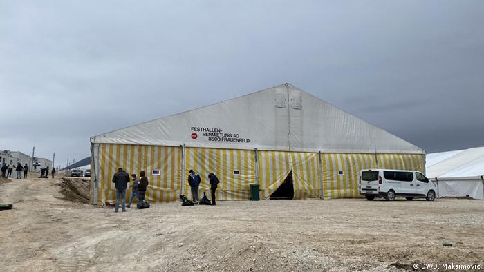 Izbjeglički kamp Lipa