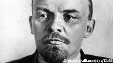 Russland Wladimir Iljitsch Lenin