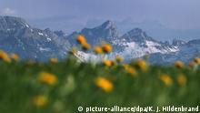 BdT Bayern Lengenwang Alpen