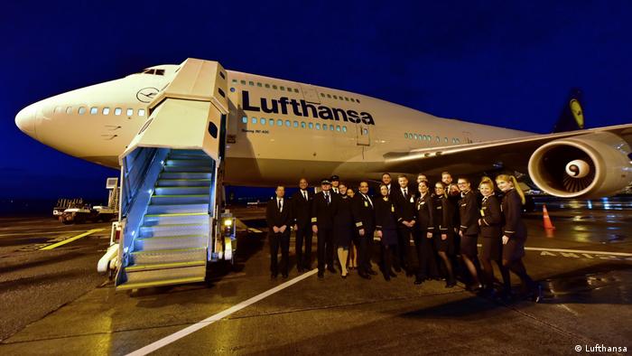 Lufthansa Crew (Lufthansa)