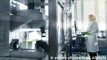 Deutschland | Coronakrise | Biontech - Labor