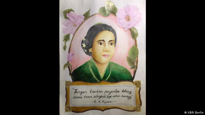 Gambar dengan tema Perempuan juga Punya Suara - Mayra Diandra Nabila Ratnadi, WNI di Duisburg (KBRI Berlin)