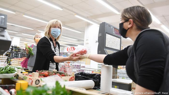 Mundschutz Behelfsmaske Mund,- Nasenschutz Deutschland