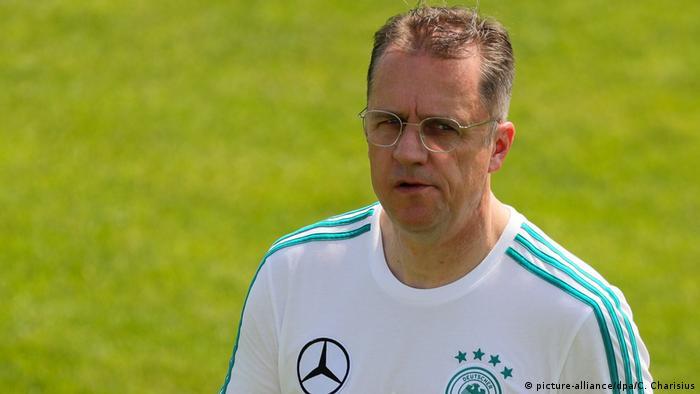 Fußball DFB-Chefmediziner Tim Meyer