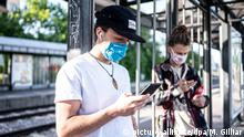 Deutschland | Coronavirus | Maskenpflicht