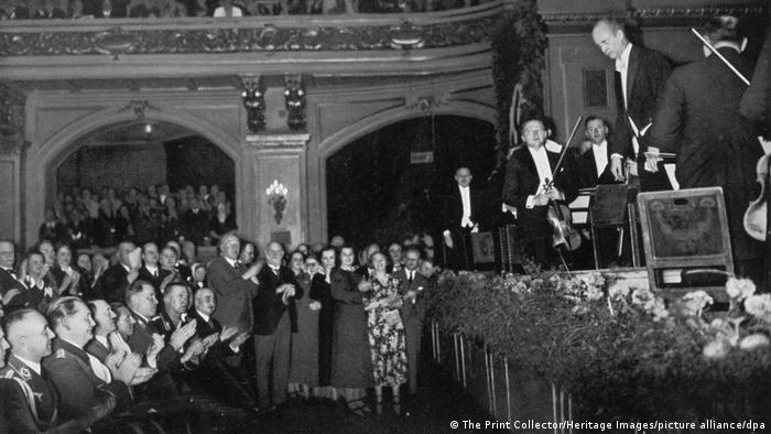 Como a propaganda nazista se apropriou de Beethoven