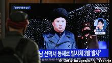 Südkorea Medienberichterstattung Gesundheit Kim Jong Un