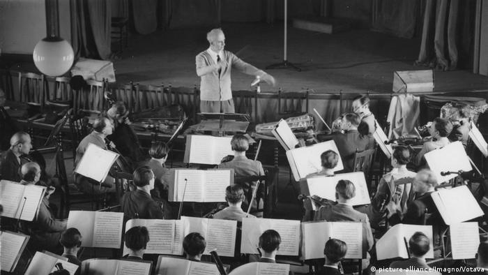 Wilhelm Furtwängler colaboró con los nazis y continuó dirigiendo la Filarmónica de Berlín después de la Segunda Guerra Mundial.