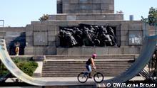 Denkmal der Roten Armee im Zentrum von Sofia