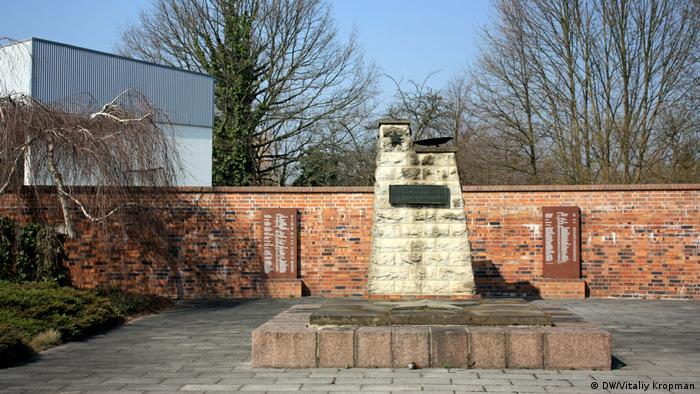 Советское воинское кладбище в Ротенбурге (Оберлаузитц)