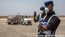 Senegal Dakar | Coronavirus | Jack Ma Hilfsgüter
