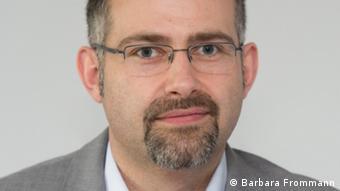 Max Mutschler Politikwissenschaftler BICC (Barbara Frommann)