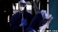 Tschechien Prag | Coronavirus | Corona-Tests
