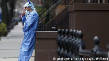USA New York | Coronavirus | lateinamerikanische Bevölkerung
