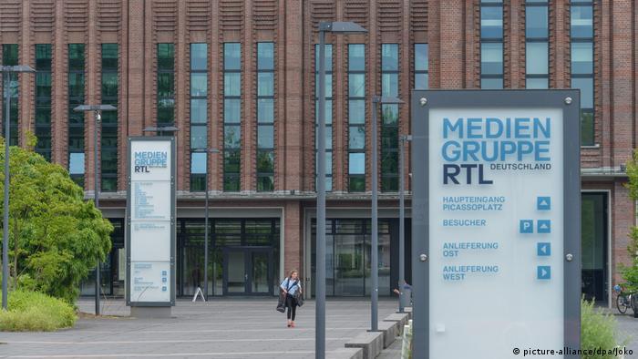 Deutschland Köln | Mediengruppe | RTL Hauptverwaltung (picture-alliance/dpa/Joko)