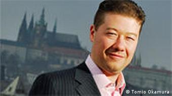 Toy Traveling founder Tomio Okamura