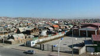 Ulan Bator is one of the fastest-growing cities in the world