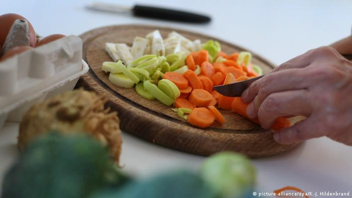 الطبخ في رمضان يجب أن يكون صحيا