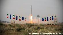 Iran Militärsatellit Semnan Satellit