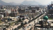 Afghanistan Kabul Corona-Krise