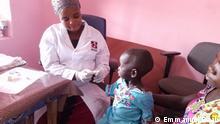Malaria Kinder Afrika