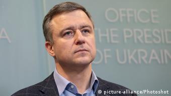 Уполномоченный президента Украины по правам ребенка Николай Кулеба