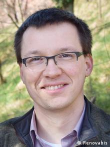Porträt Martin Lenz Renovabis (Renovabis)