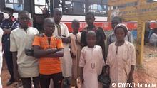 Nigeria Katsina | Coronakrise | Almajiri Vertreibung