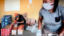 Südafrika Johannesburg | Coronavirus | Rays of Light NGO