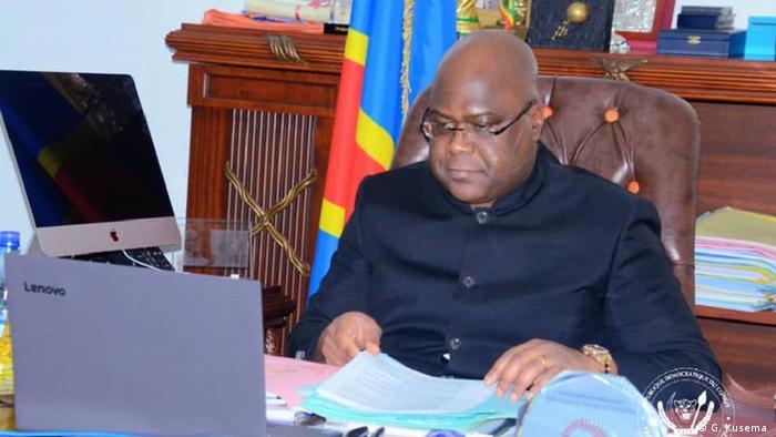 Demokratische Republik Kongo Kinshasa | Präsident | Félix Tshisekedi (G. Kusema )