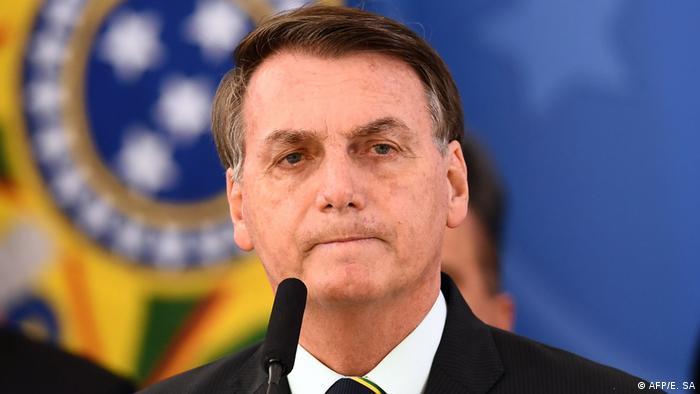 Vídeo de reunião aumenta pressão sobre Bolsonaro | Notícias e análises sobre os fatos mais relevantes do Brasil | DW | 12.05.2020