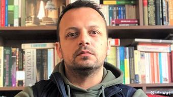 Petar Todorov, Historiker aus Nordmazedonien