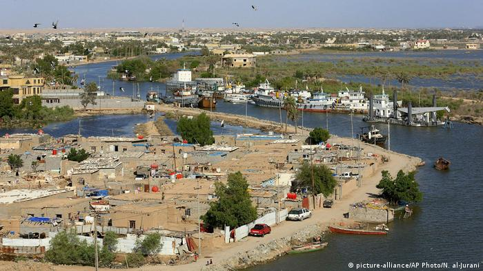 On September 17, 1980, Baghdad declared the Algiers accord null and void and demanded control of all of the Shatt al-Arab — a 200-kilometer-long (125 mile) river formed by the meeting of the Tigris and the Euphrates, which flows into the Gulf.