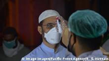 Coronavirus in Pakistan - Beginn des Ramadan