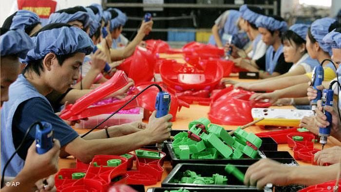 China Dongguan Plastik Fabrik Industrie Flash-Galerie (AP)