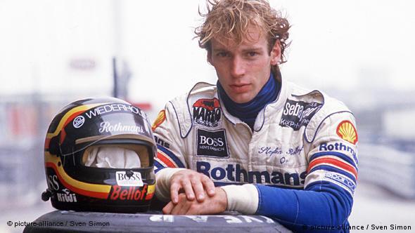 Deutsche Rennwagen und Rennfahrer der Formel 1 Flash-Galerie